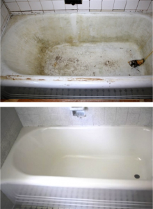 Bathtub Reglazing Services in Farmington Hills MI - Bathroom Renovations | Surface Solutions - eleventh