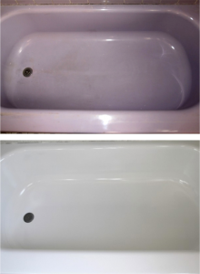 Bathtub Reglazing Services in Plymouth MI - Bathroom Renovations | Surface Solutions - second