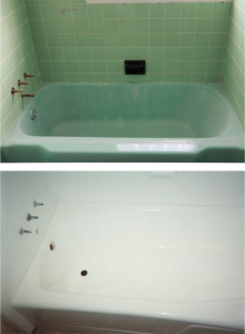 Bathtub Reglazing Services in Plymouth MI - Bathroom Renovations | Surface Solutions - third