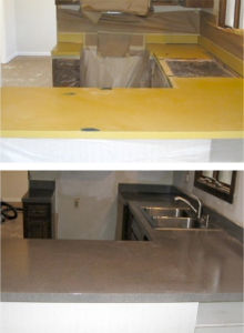 Countertop Refinishing Services in Birmingham MI - Kitchen Renovations | Surface Solutions - first