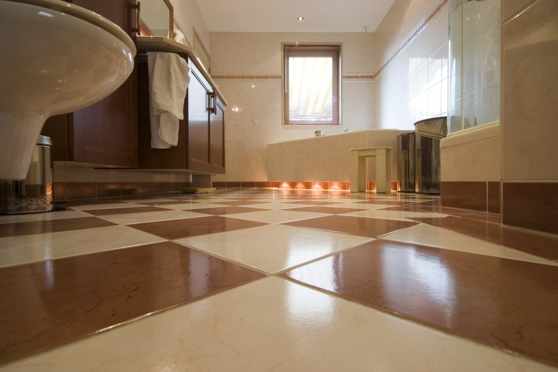 Tile Refinishing Services Garden City MI - New Tile Contractor | Surface Solutions - Floor_Tiles
